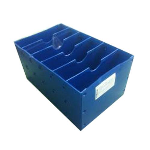 प्लास्टिक नालीदार बक्से मेल ट्रे